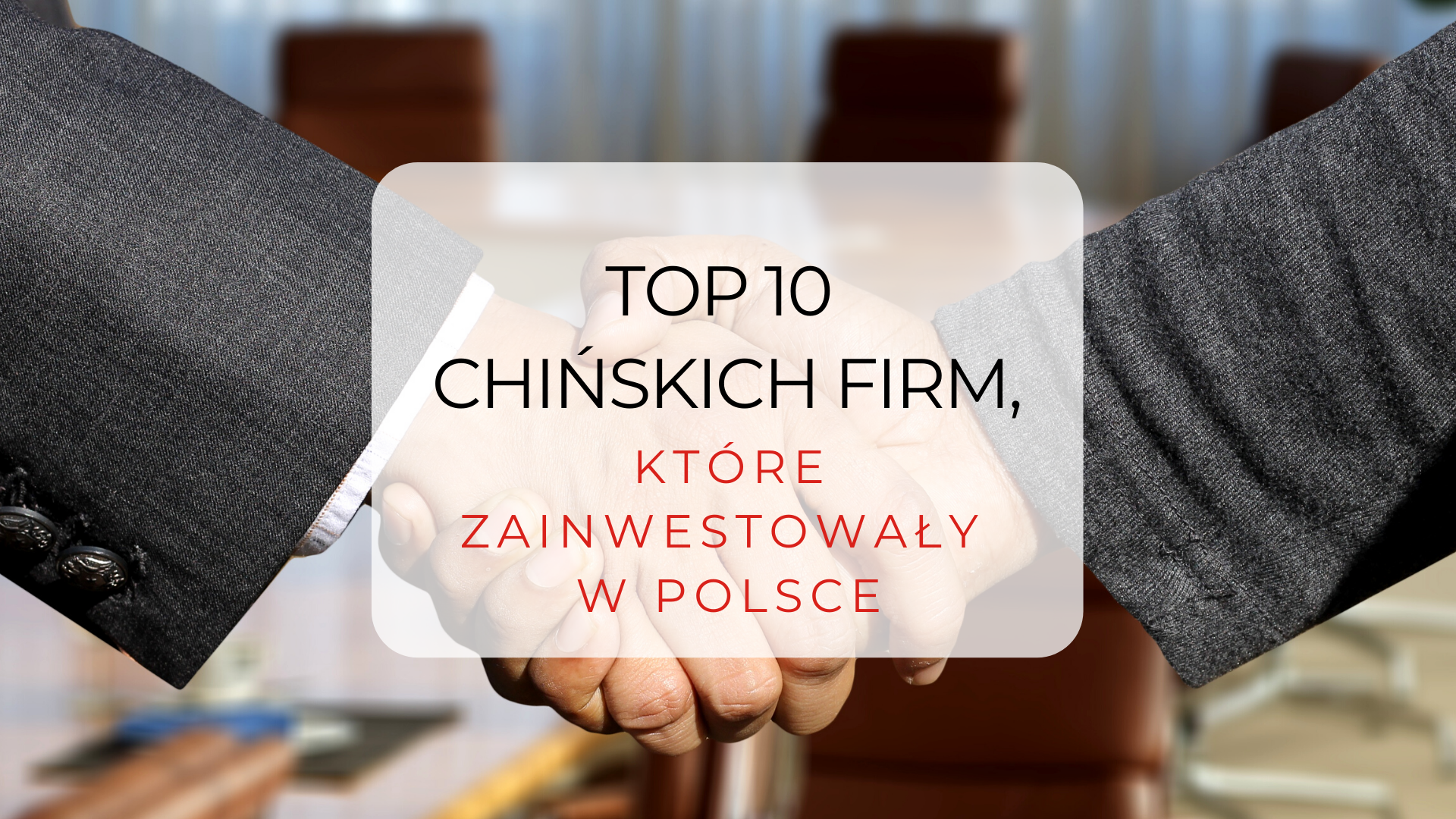 top 10 chinskich firm